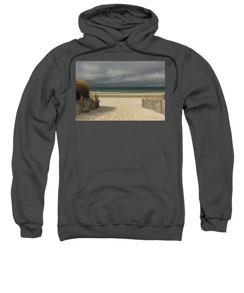 Mayflower Beach Storm Sweatshirt