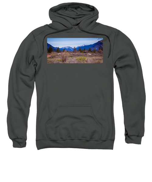 Mazama From Wolf Creek Sweatshirt