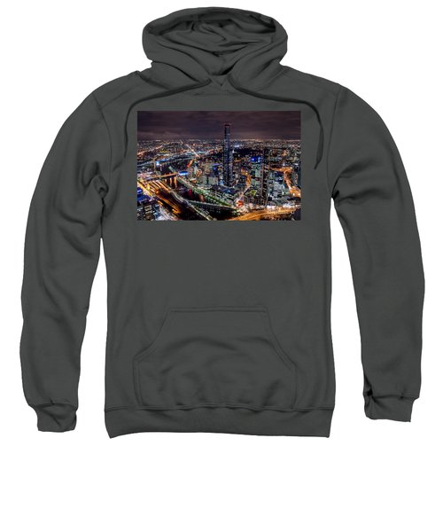 Melbourne At Night IIi Sweatshirt