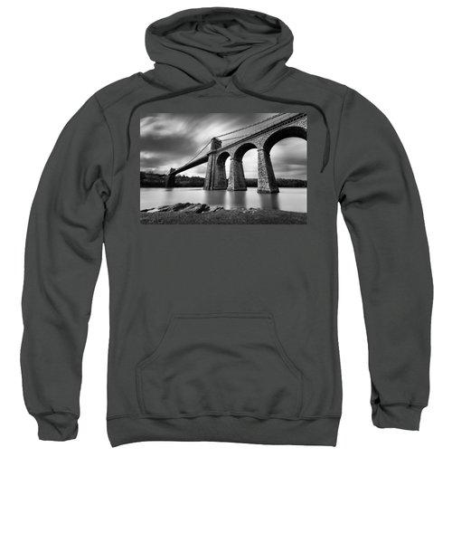 Menai Suspension Bridge Sweatshirt