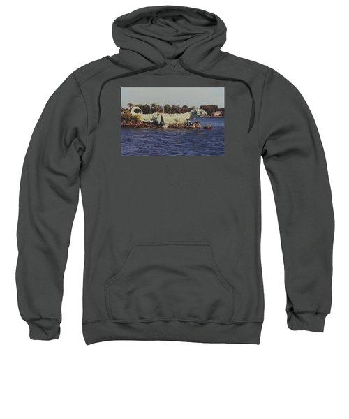 Merritt Island River Dragon Sweatshirt