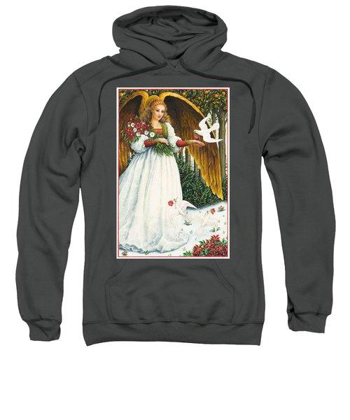 Messengers Of Peace Sweatshirt
