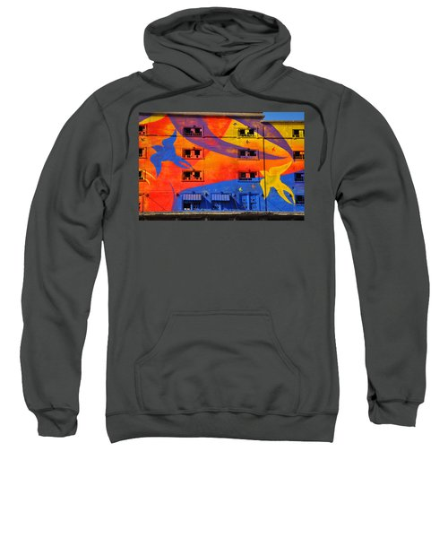 Migrate Detail 2 Sweatshirt