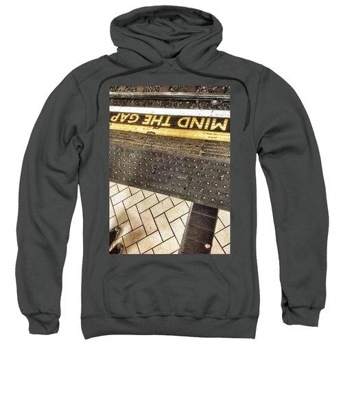 Mind The Gap Sweatshirt