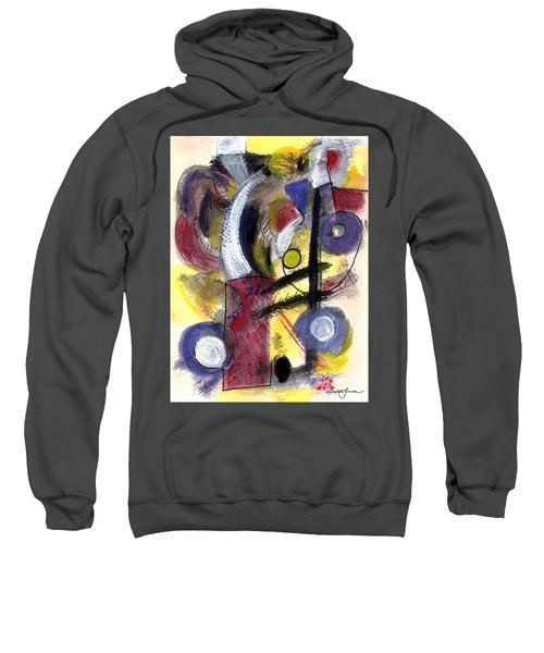 Misty Moon Sweatshirt