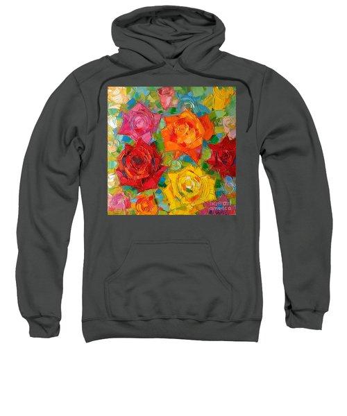 Mon Amour La Rose Sweatshirt