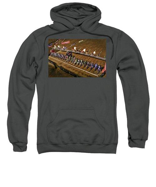 Monster Energy Ama Supercross  450sx Main Sweatshirt