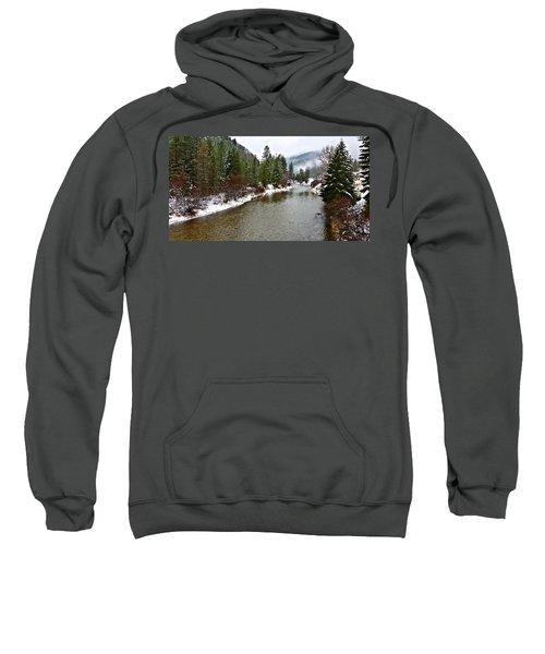 Montana Winter Sweatshirt