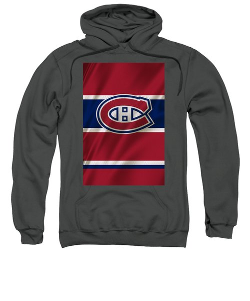 Montreal Canadiens Uniform Sweatshirt