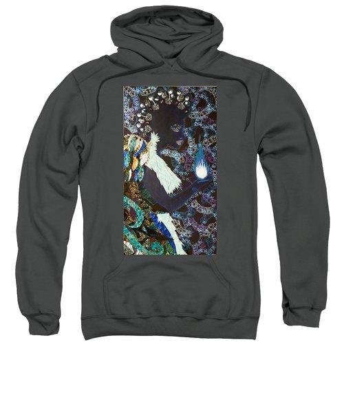 Moon Guardian - The Keeper Of The Universe Sweatshirt