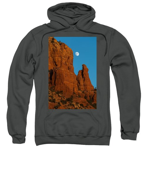 Moon Over Chicken Point Sweatshirt