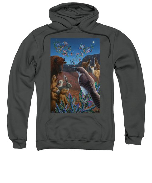 Moonlight Cantata Sweatshirt