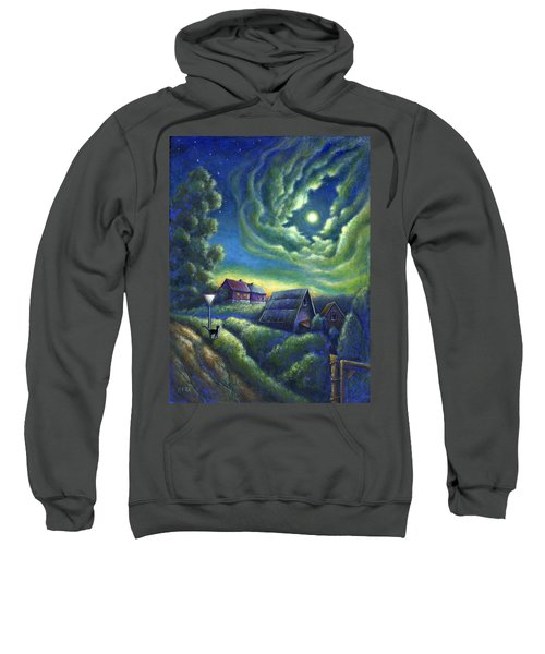 Moonlit Dreams Come True Sweatshirt