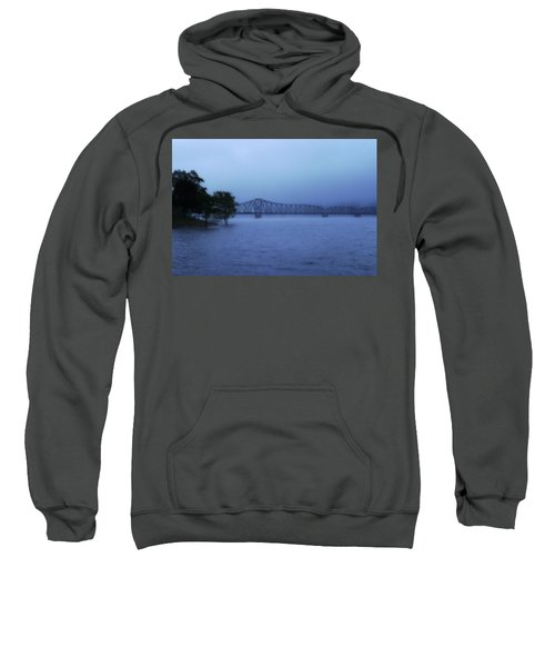 Morning Blues  Sweatshirt