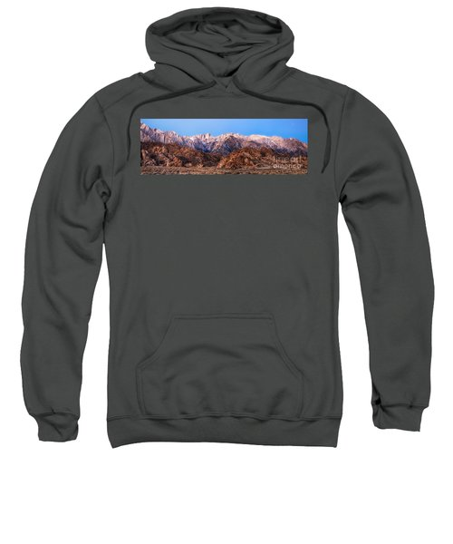 Morning Light Mount Whitney Sweatshirt