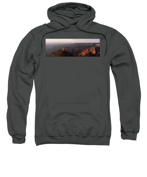 Morning Light On The Grand Canyon Sweatshirt