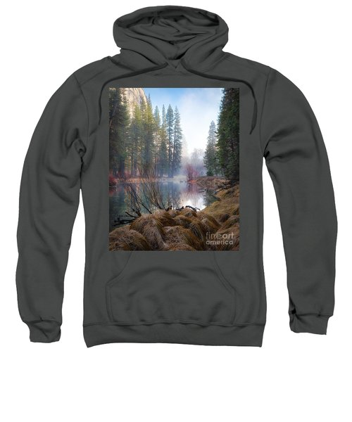 Morning On The Merced Sweatshirt