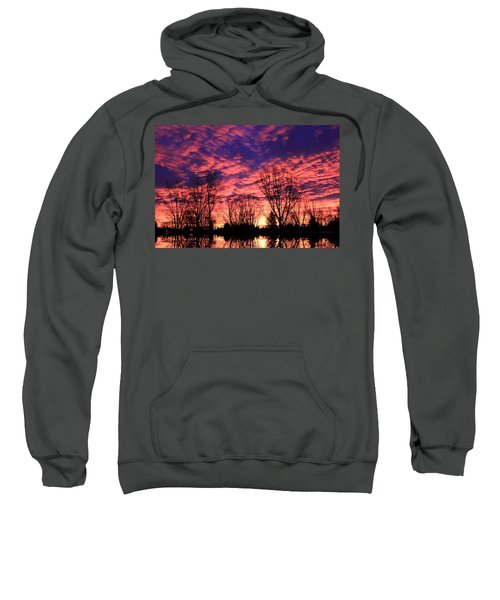 Morning Reflection Sweatshirt