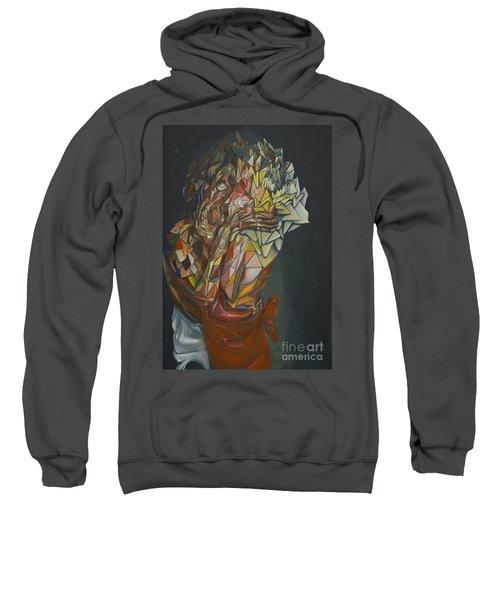 Mosaic Embrace Sweatshirt
