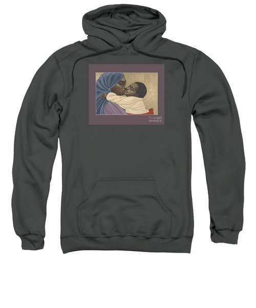Mother And Child Of Kibeho 211 Sweatshirt