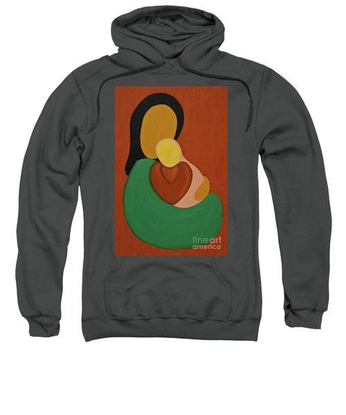 Mother And Daughter Sweatshirt
