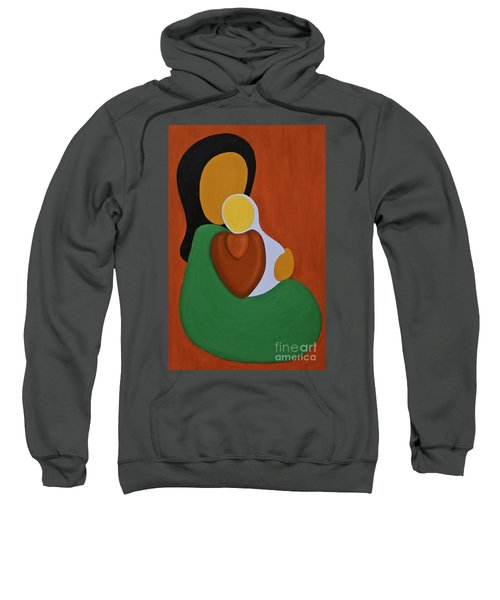 Mother And Son Sweatshirt