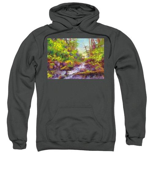 Mother's Day Oasis - Woodland River Sweatshirt