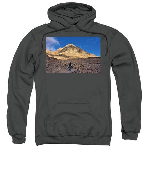 Mount Sinai Sweatshirt