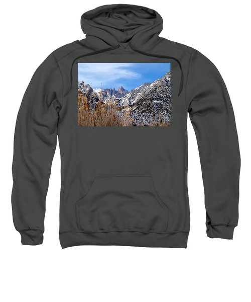 Mount Whitney - California Sweatshirt