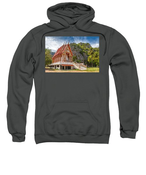 Mountain Temple Sweatshirt