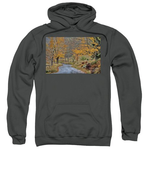 Moving On Down The Road Sweatshirt