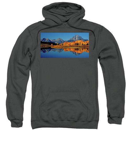 Mt. Moran Reflection Sweatshirt