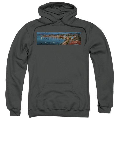 Mugardos Panorama Galicia Spain Sweatshirt