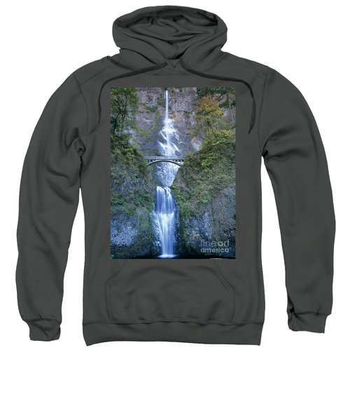 Multnomah Falls Columbia River Gorge Sweatshirt