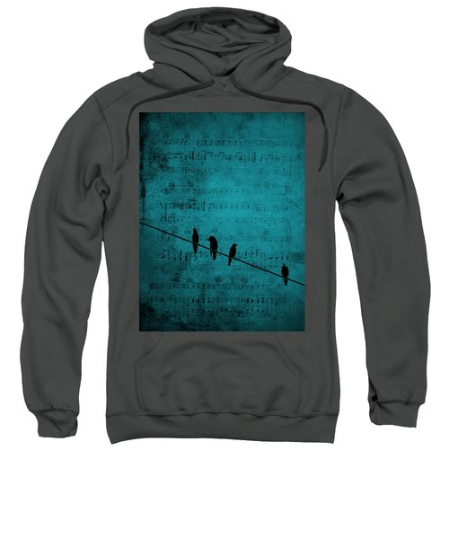 Music Soothes The Soul Sweatshirt