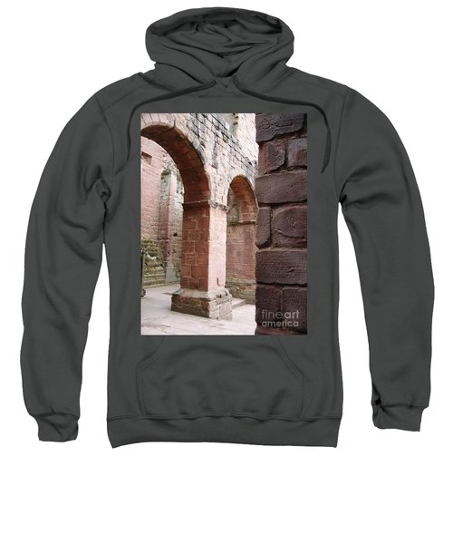 Sweatshirt featuring the photograph Must We Leave by Denise Railey