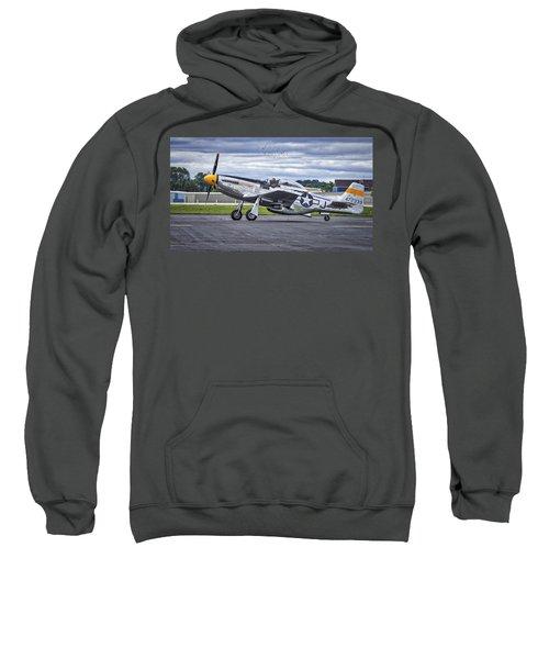 Mustang P51 Sweatshirt