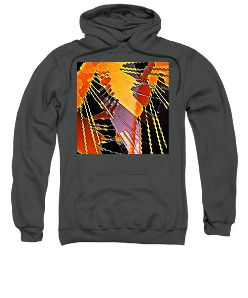 My Fission Electric Sweatshirt