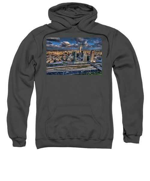 My Sim City Sweatshirt