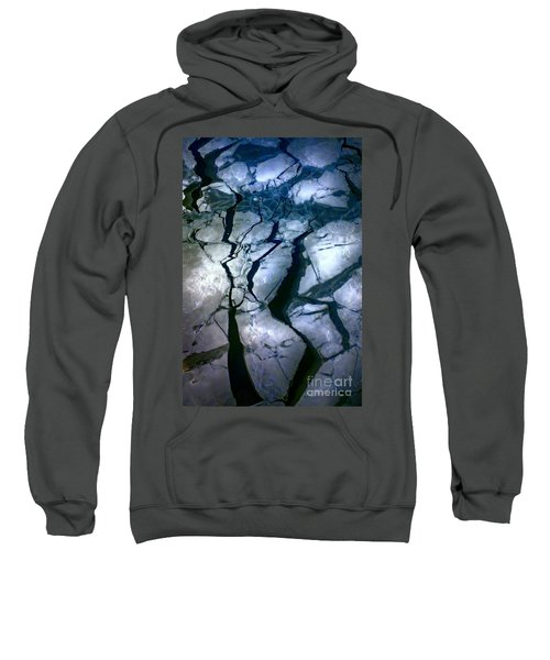 Mystical Blue Sweatshirt