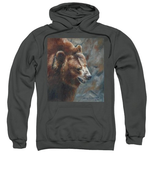 Nate - The Bear Sweatshirt