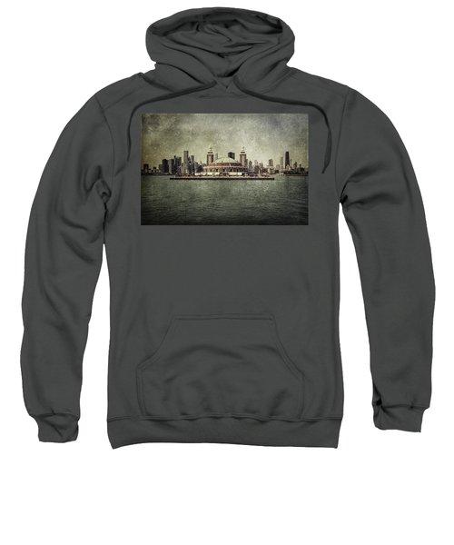 Navy Pier Sweatshirt