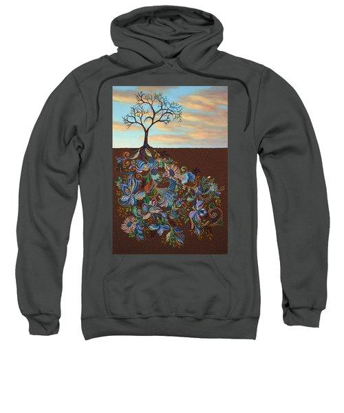 Neither Praise Nor Disgrace Sweatshirt