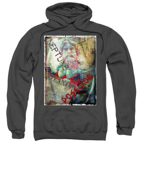 Neptune Pop Art Sweatshirt