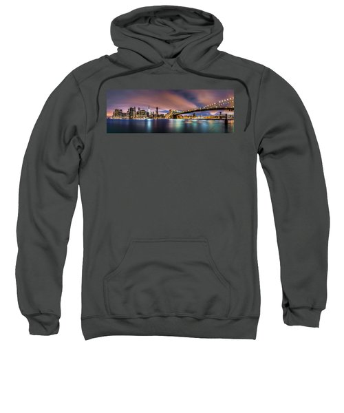 New Dawn Over New York Sweatshirt