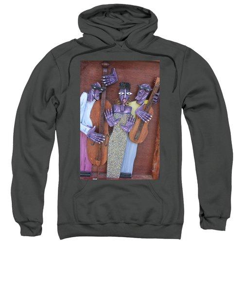 New Orleans Jazz Artwork 17 Sweatshirt