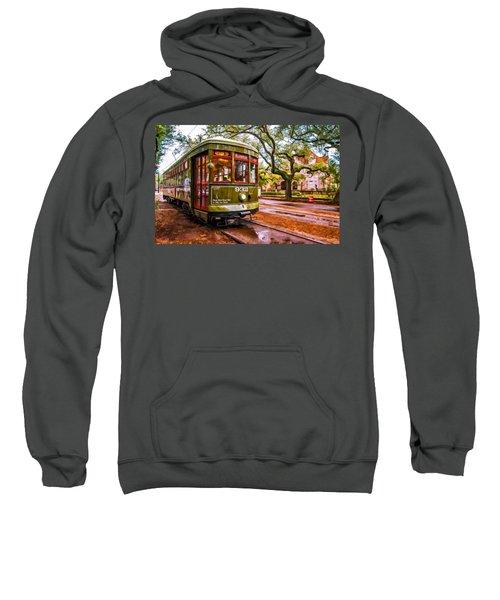 New Orleans Classique Oil Sweatshirt