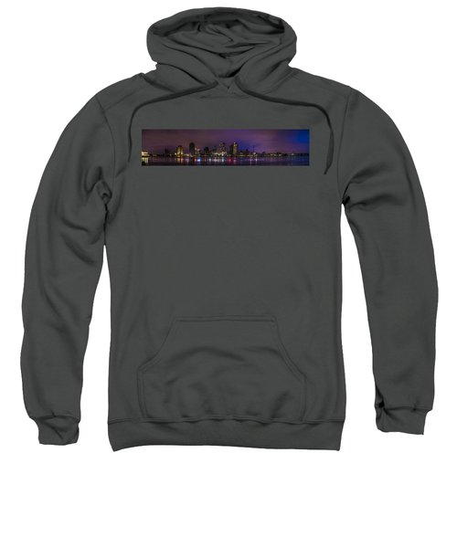 New Orleans Skyline Sweatshirt