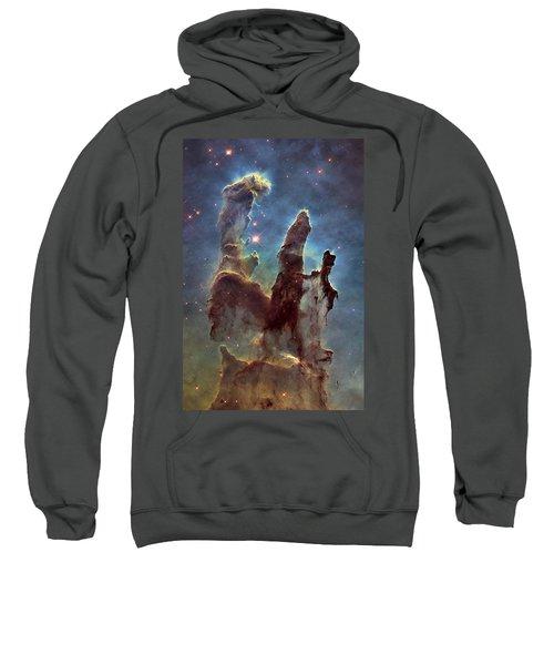 New Pillars Of Creation Hd Tall Sweatshirt