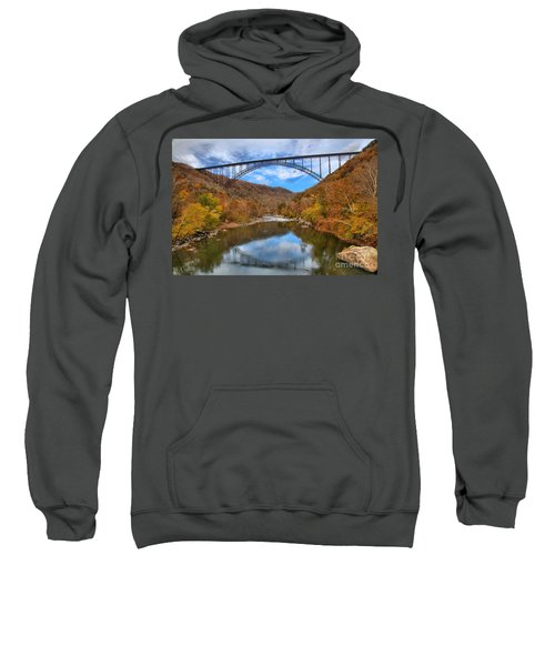 New River Gorge Reflections Sweatshirt